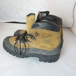 Danner Combat Hiker Special Forces  Leather Boots